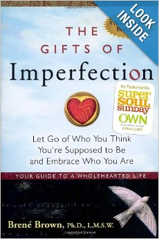 the gifts of imperfection-book review