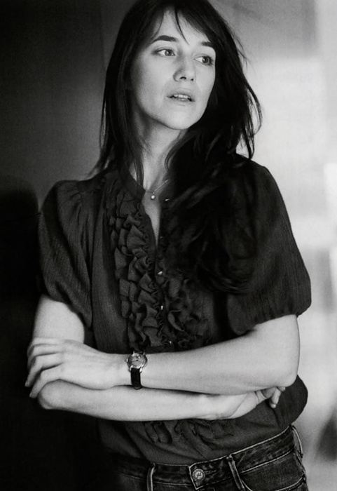 charlotte Gainsbourgh French beauty