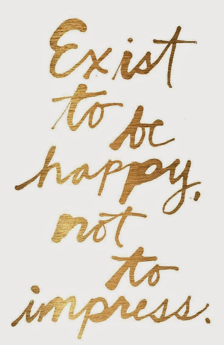 Live Gold Quotes 2015 The Year Of Happiness  The Great Escape Divorce Support At