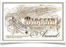 inspiring blogger award two