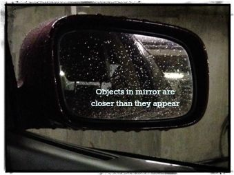 memories are closer than they appear