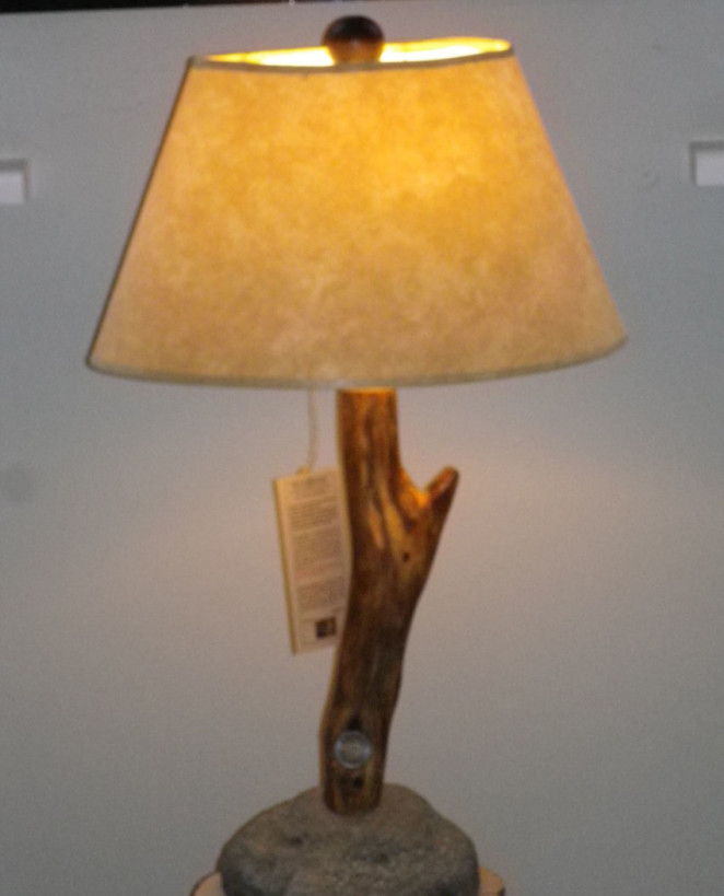 creopped and smaller image lamp