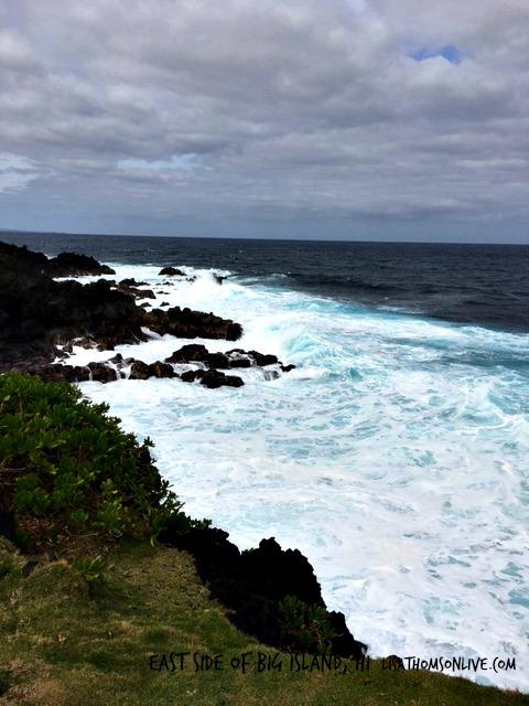 east side of big island