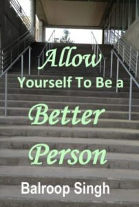 book review-allow yourself to be a better person
